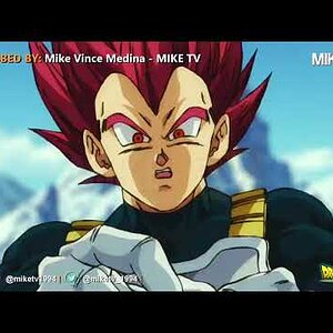 DRAGON BALL SUPER | BROLY VS VEGETA | TAGALOG DUBBED / FANDUB | PART 1 | MIKE TV